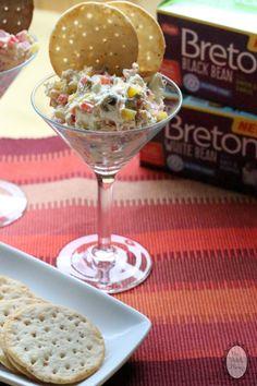NEW From Breton & Summer Fiesta Dip Recipe