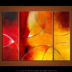 Canvas painting by Lena Karpinsky ⋆ Sparkling Rings ⋆ buy now or order a commission. Original home decor art for your home interior. Simple Canvas Paintings, Original Paintings, Canvas Art, Industrial Wall Art, Oil Painting Abstract, Simple Art, Art Google, Graphic, Art Projects