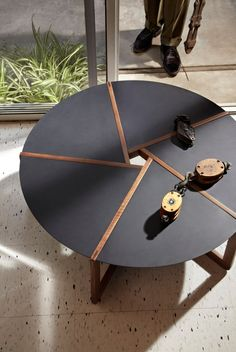 $599 Modern Table - Pi Coffee Table by Blu Dot