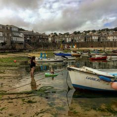 Mousehole West Cornw