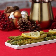 Asparagus 4 Ways