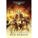 A young adult book, but so awesome! It's basically an Egyptian version of Percy Jackson. It follows a brother & sister who must save the world from the god of chaos Set while dealing with the goddesses Bast (Bastet), Isis, Nut and the gods Anubis, Horus and Geb. I still need to read the sequel to this...