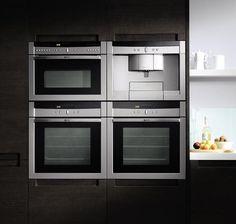 Neff wall of Appliances