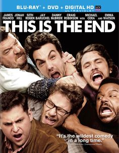 this is the end dvd cover - Google Search