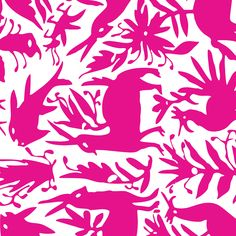 Pink Otomi Wallpaper
