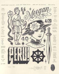 """""""Peru"""", 2014."""
