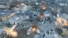 """Company of Heroes 2 is located in the brand new """"Above The Battlefield""""-trailer, which has now been published by Sega and gives us more insight into the upcoming strategy game. Company Of Heroes 2, Riot Points, Mac Games, Best Mac, Hero Wallpaper, League Of Legends, Entertainment, Game Pics, Gaming"""