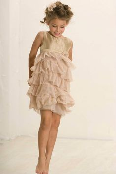 4a41a1dae4a Biscotti Girls Dress Style 164 Gold - Biscotti - Flower Girl Dress For Less