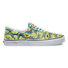 4e35ab4fa7ca7b Vans x Toy Story Era Shoes - Aliens True White
