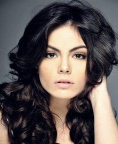 Pretty hair.. Ximena Navarrete (Miss Universe)