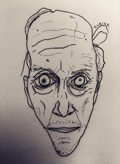 picture of lance henriksen from the most recent episode of criminal minds i just directed. coming out soon.  Credit:gublernation