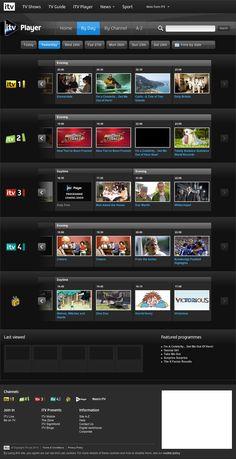 75 Best Tv Guide Ui Images Tv Guide Ui Design Mobile App