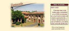 G825 Ares. A Coruña.  Casa rural en venta. http://www.lancoisdoval.es/hoteles-con-encanto-en-venta.html