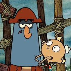 The Marvellous Misadventures of Flapjack