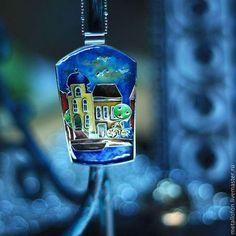 """Кулоны, подвески ручной работы. Ярмарка Мастеров - ручная работа кулон """"Амстердам"""". Handmade."""