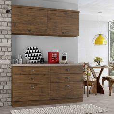 #DiaDoCliente Cozinha compacta. Clique na imagem para saber mais.