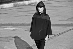 In the Details: A Stylish Poncho? The Arrivals on the Making of Their 'Wearable, Waterproof Shelter'