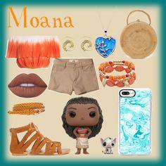 Looks by our Community | Fashmates Moana Outfits, Polyvore Fashion, Community, Style Inspiration, Disney, Disney Art