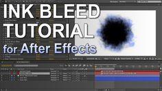 Ink Bleeds Tutorial (After Effects)