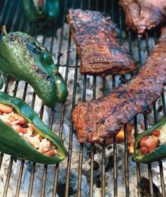How Long to Cook Lamb on the Grill | Take the challenge out of grilling with this guide to cooking times and proper heat.