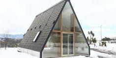 Tiny Houses | Dit huis bouw je in minder dan zeven uur en kost je maar 22.000 euro.