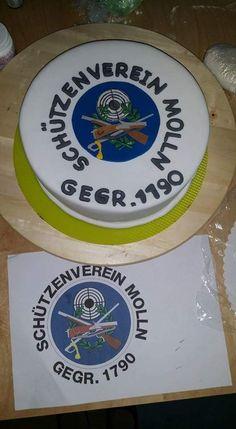 Schützenverein Canning, Fondant Cakes, Cakes, Home Canning