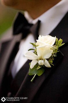 Wedding Boutonnieres | Wedding Ideas: Ideas for Boutonnieres