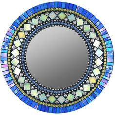must get back into making mosaics. love the colors and mix of shapes