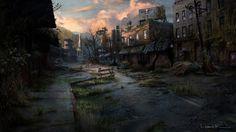 The Last of Us + concept art | Tumblr