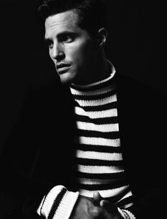 Day by Night for AUGUST MAN (December 2012) shot by Christian Rios [Ollie Edwards, model]