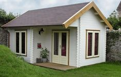 Lugarde Toronto log cabin, garden office, Log Cabins for sale, Free Delivery