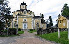 Juuan kirkko kesällä 2007