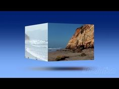 How to create a spinning video cube in Adobe Premiere Pro. - YouTube