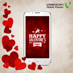 We at Videocon Mobile Phones wish you all a very Happy Valentine's Day.  Make this day more merrier by participating in our #ValentineWish Contest & grab a chance to win a #Videocon A55qHD Smartphone. 10 more lucky winners to win Couple Movie Vouchers. Participate now - http://on.fb.me/1daIjp9