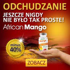 !!!Promo!!!! African Mango w atrakcyjnej cenie - 40%