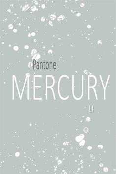 pantone   mercury ღ LI