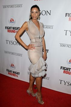 "Nicole Murphy Photos - Premiere Of Sony Pictures' ""Tyson"" - Arrivals - Zimbio"