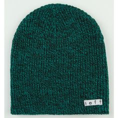 NEFF Daily Heather Beanie ($18) ❤ liked on Polyvore