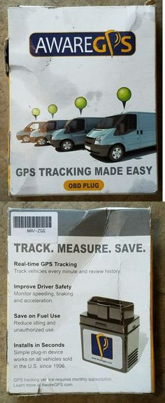 Tracking Devices: Awaregps Obd 3G Gps Service, Vehicle Tracking Device, Car Gps, And Gps System BUY IT NOW ONLY: $50.0