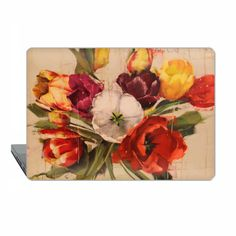 Tulips Macbook Pro 13 touch bar Case MacBook 2016 15 by ModMacCase