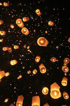 Yi Peng, Lantern Festival