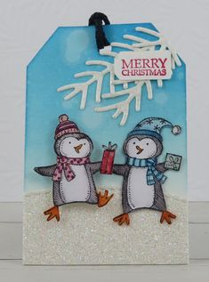 Corporated: 25 Days of Christmas Tags 2018 - Day 12 + Loll's 12 Tags of Christmas 25 Days Of Christmas, Christmas Tag, Christmas Ornaments, Snoopy, Ink, Tags, Holiday Decor, Inspiration, Biblical Inspiration
