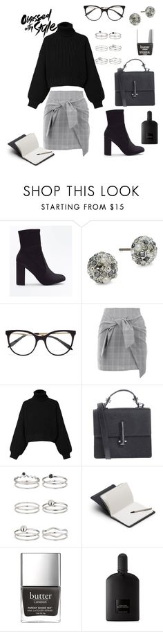 """obsessed with style"" by tpantelic ❤ liked on Polyvore featuring New Look, Karl Lagerfeld, Victoria Beckham, Nasty Gal, Diesel, Kendall + Kylie, Miss Selfridge, Bellroy and Tom Ford"