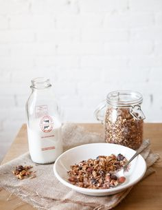 Post image for Winter Fig  Vanilla Spiced Cereal