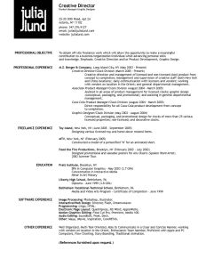 The 41 Best Resume Templates Ever The Muse httploftresumescom