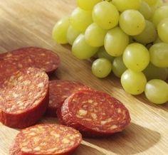 Maaltijdsalade Met Druiven En Chorizo recept   Smulweb.nl Chorizo, Food, Salad, Essen, Meals, Yemek, Eten