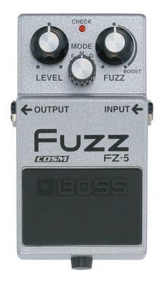 Boss FZ-5 Fuzz Guitar Pedal
