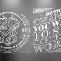 Inspiração Tipográfica #144 - Choco la Design   Choco la Design