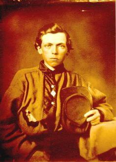 Lieutenant John Baptist Smith, born Caswell County, NC  19 Sept 1843, enlisted as a private with the Milton Blues on 15 April 1861, when he was 17. In April 1862, he transferred to the Signal Corps. By 1864, he  was commissioned lieutenant & given command of the Corps.  In 1865 Lieutenant Smith's men were the last to leave Petersburg, crossing the last bridge as it burned. They served as a rear guard for General Lee's army, and were present at Appomattox Court House.
