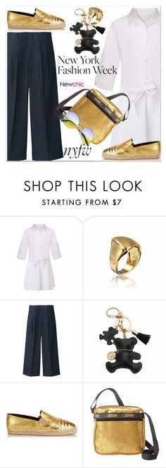 """""""Pack for NYFW!"""" by paculi ❤ liked on Polyvore featuring Uniqlo, Bottega Veneta, LeSportsac, women's clothing, women, female, woman, misses, juniors and NYFW"""